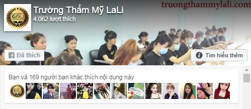 facebook truong tham my lali
